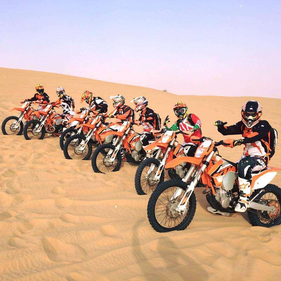 motor bikes Dubai