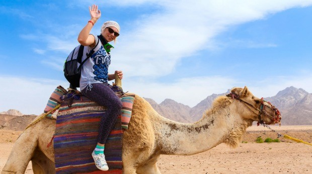 Ride a Camel Dubai