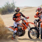 Biking and Other Outdoor Activities in Dubai