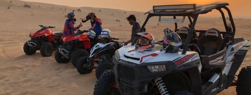 quad bike/ ATV machine rental in Dubai