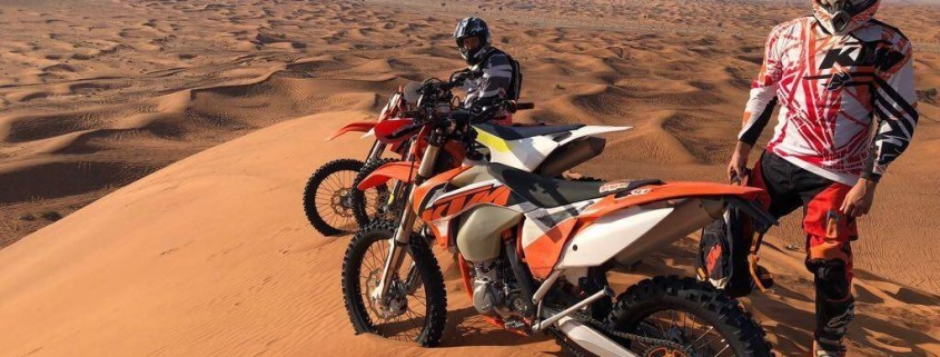 8 tips for transitioning from dirt to sand riding