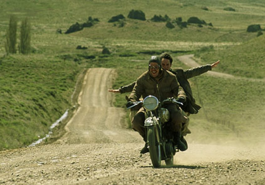 The motorcycle diaries – a fabulous film