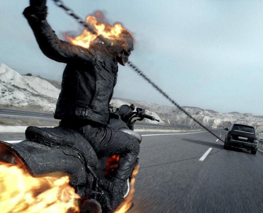 Movie-Ghost rider