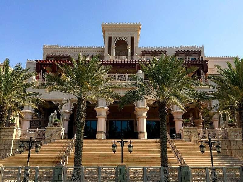 Hotel-Al Qasr in Dubai