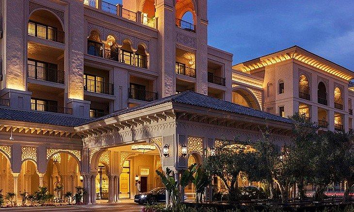 Hotel-Four Seasons in Dubai