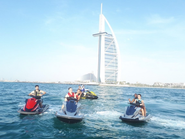 jet ski group burj al arab