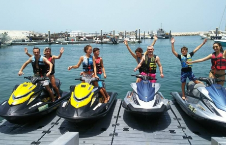 water activities in dubai