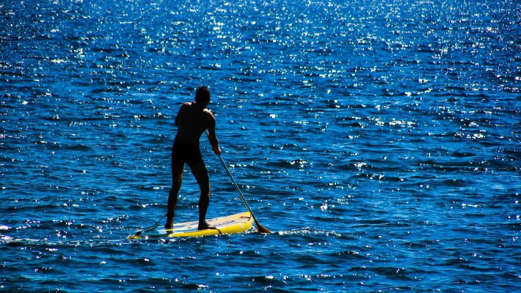 stand-Up Paddle boarding (SUP) dubai